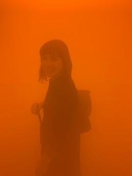Olafur Eliasson Exhibition at Tate Modern
