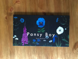 Pansy boy book by Paul Harfleet