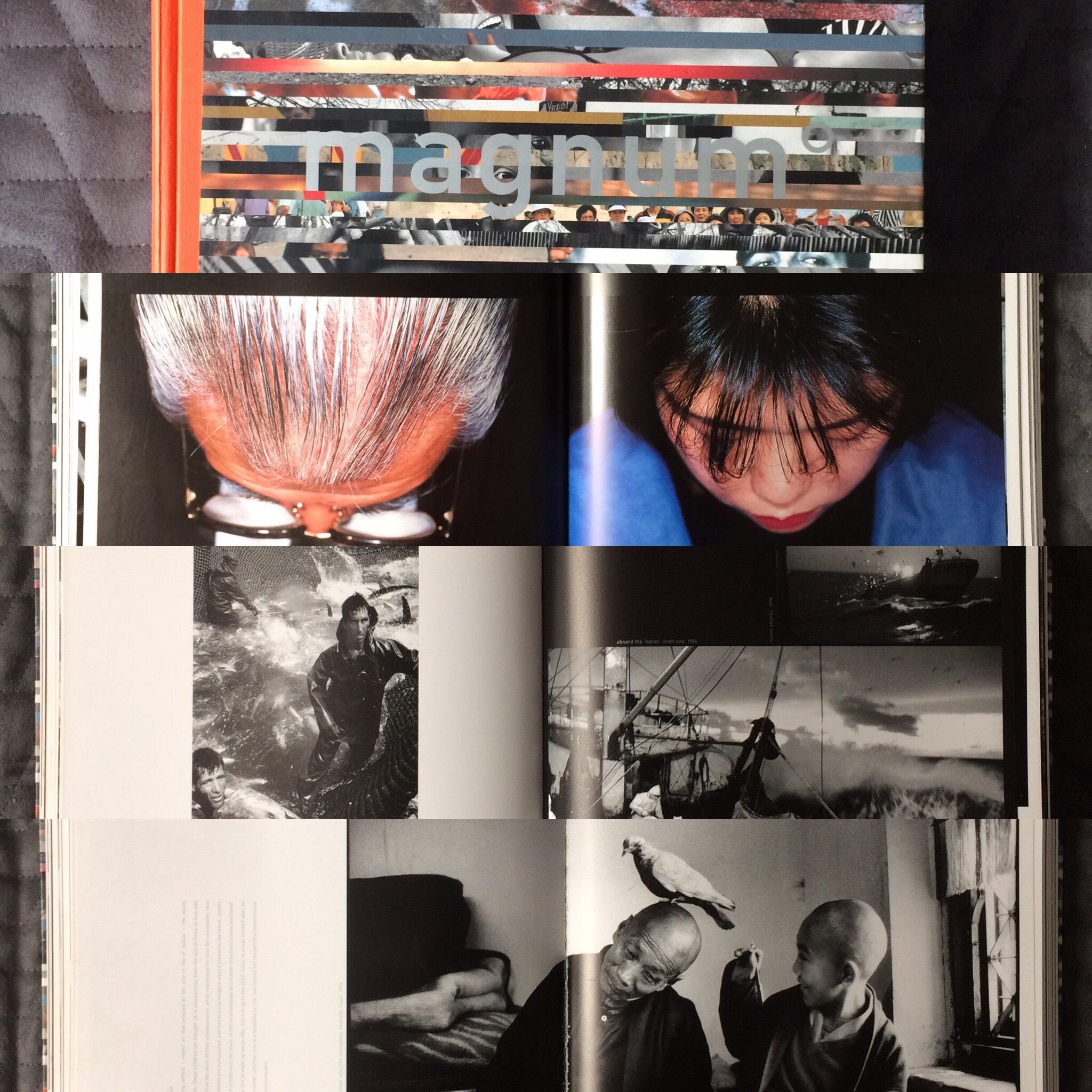 Magnum Photo Book Montage