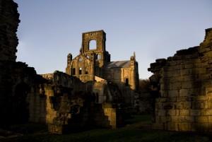 Kirkstal Abbey, leeds, yorkshire, abbey, ruin